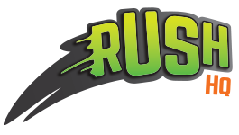 Welcome to Rush HQ indoor challenge arena.